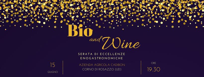 locandina BIO and WINE